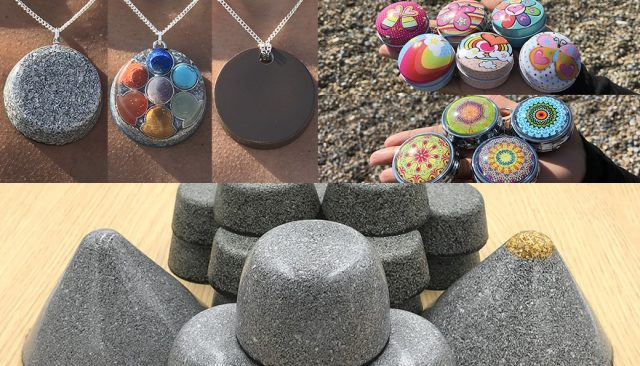 New and updated orgonite items August 2018