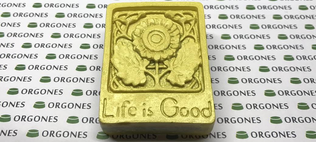 Orgones 6 Piece Orgonite Aid Kit Bundle Deal