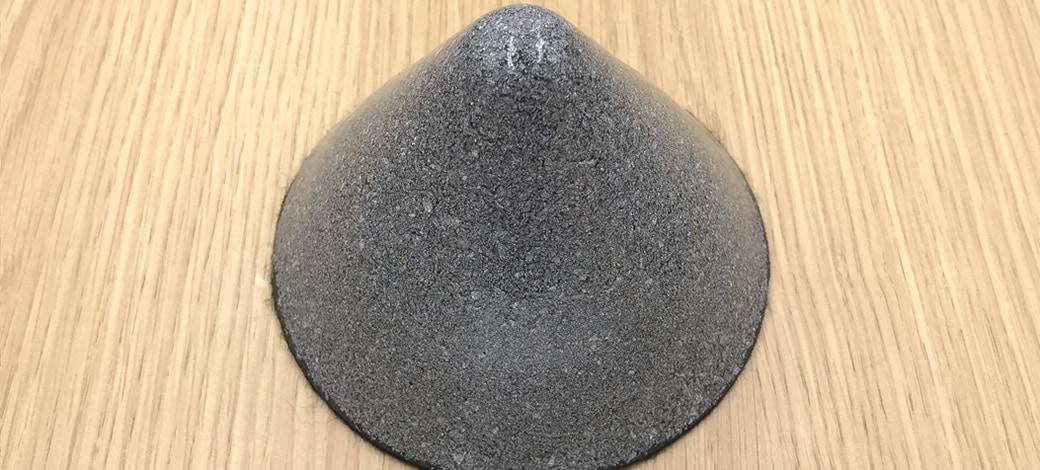 Orgones Lemurian Holy Hand Grenade Pyramid Cone (HHG)